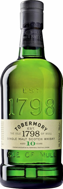 The Dramble's tasting notes for Tobermory 10 year old