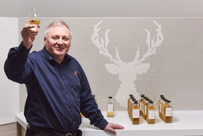 The Dramble interviews James MacTaggart, Master Distillery of Isle of Arran Distillery