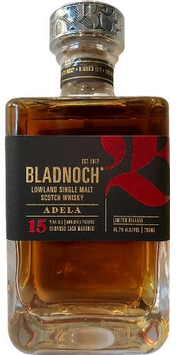 The Dramble's tasting notes for Bladnoch 15 year old Adela Limited Release