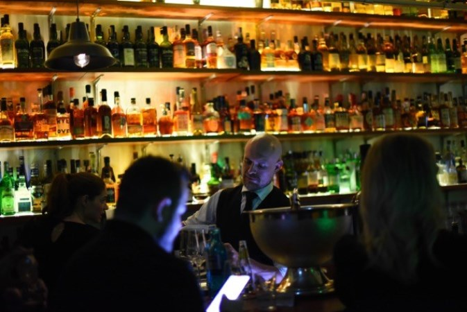The Dramble interviews Dominik M. Falger owner of Embury Bar Frankfurt