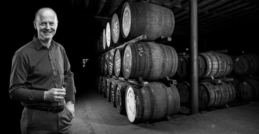 The Dramble interviews Graham Eunson from Tomatin Distillery