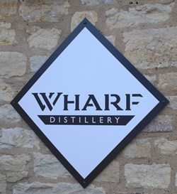 The Dramble explores English whisky at Wharf Distillery in Northamptonshire