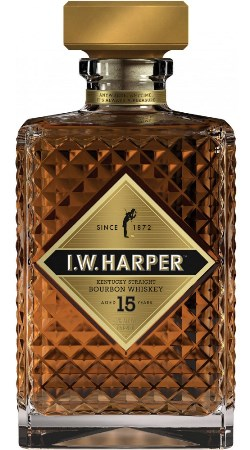 The Dramble's tasting notes for I.W. Harper 15 year old
