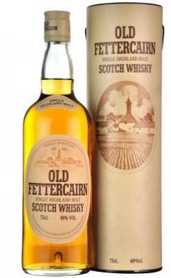 The Dramble's tasting notes for Old Fettercairn 80's bottling