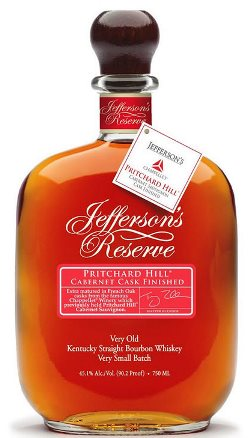 The Dramble's tasting notes for Jefferson's Reserve Pritchard Hill Cabernet Cask Finished