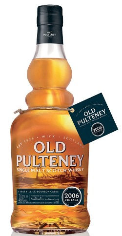 The Dramble's tasting notes for Old Pulteney 2006 Vintage