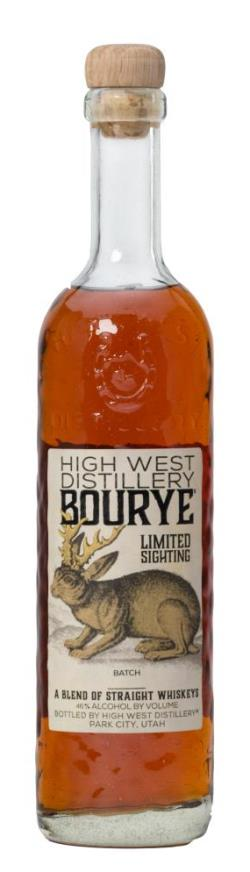 The Dramble's tasting notes for High West Bourye Limited Sighting