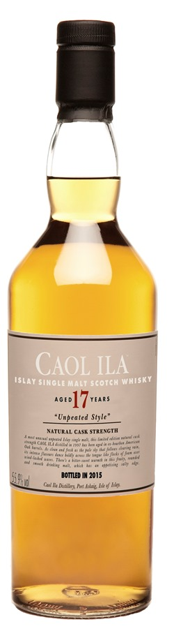 The Dramble's tasting notes for Caol Ila 1997 17 year old Unpeated Style