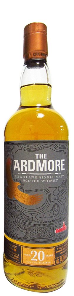 The Dramble's tasting notes for Ardmore Vintage 1996 20 year old