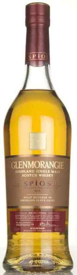The Dramble's tasting notes for Glenmorangie Spios