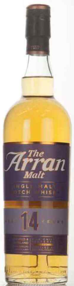 The Dramble's tasting notes for Arran 14 year old