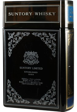 The Dramble's tasting notes for Suntory Special Reserve