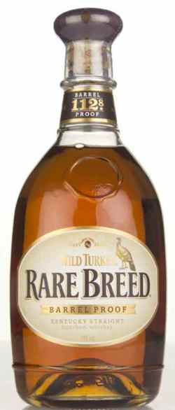 The Dramble's tasting notes for Wild Turkey Rare Breed