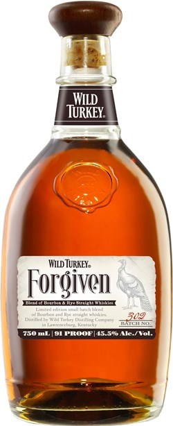 The Dramble's tasting notes for Wild Turkey Forgiven