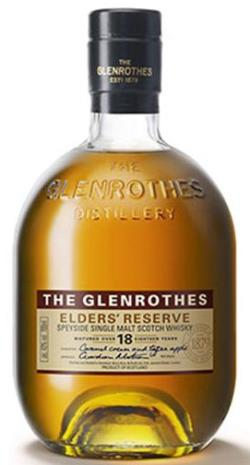 The Dramble's tasting notes for Glenrothes Elders' Reserve
