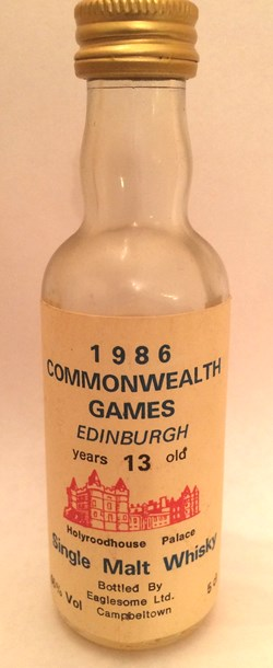 The Dramble's tasting notes for Eaglesome Commonwealth Games 1986 13 year old