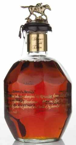 The Dramble's tasting notes for Blanton's Gold Edition