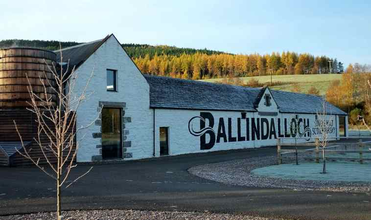 The Dramble explores Ballindalloch Distillery