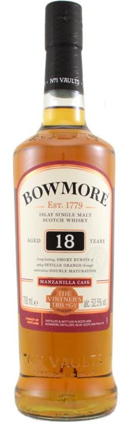 The Dramble's tasting notes for Bowmore Vintner's Trilogy 18 year old