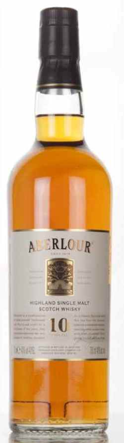 The Dramble's tasting notes for Aberlour 10 year old