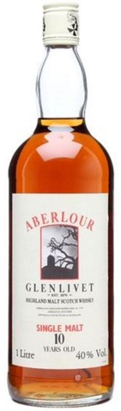 The Dramble's tasting notes for Aberlour 10 year old (late 1980's bottling)