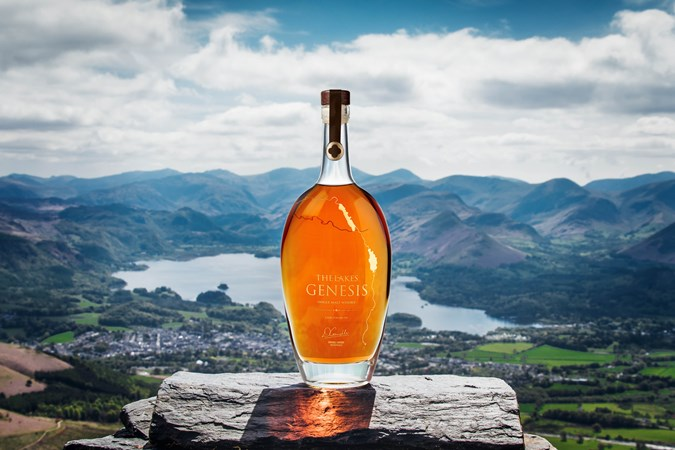The Dramble explores the Lakes Distillery inaugural release 'Genesis'