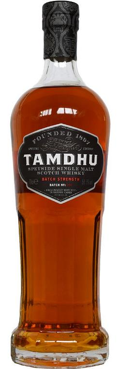 The Dramble's tasting notes for Tamdhu Batch Strength 002