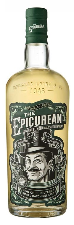 The Dramble's tasting notes for The Epicurean