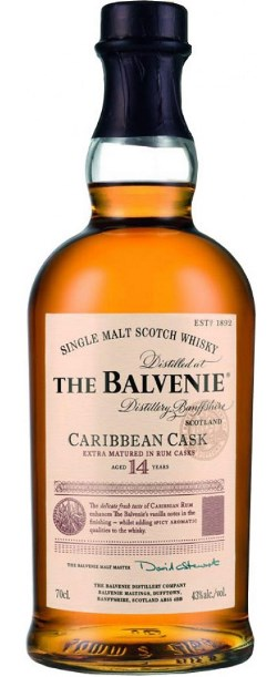 The Dramble's tasting notes for Balvenie 14 year old Caribbean Cask