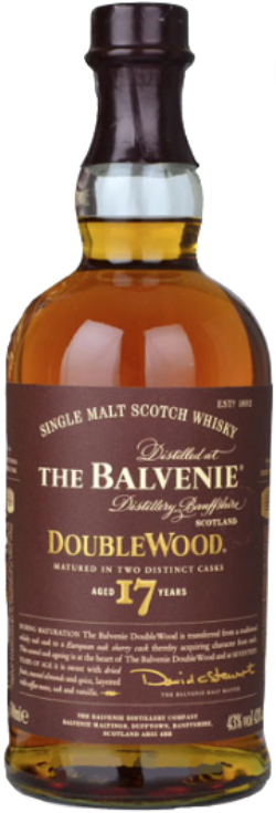 The Dramble's tasting notes for Balvenie 17 year old Doublewood