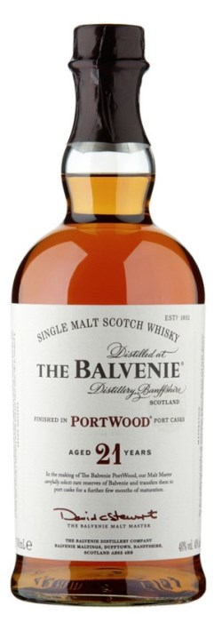 The Dramble's tasting notes for Balvenie 21 year old Portwood