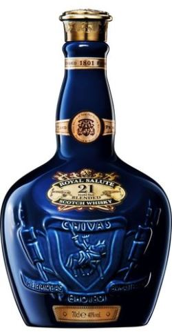 The Dramble's tasting notes for Royal Salute 21 year old