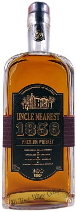 The Dramble's tasting notes for Uncle Nearest 1856