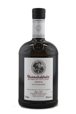 The Dramble reviews Bunnahabhain Toiteach