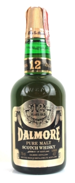The Dramble's tasting notes for Dalmore 12 year old 1970s bottling
