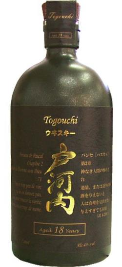 The Dramble's tasting notes for Togouchi 18 year old