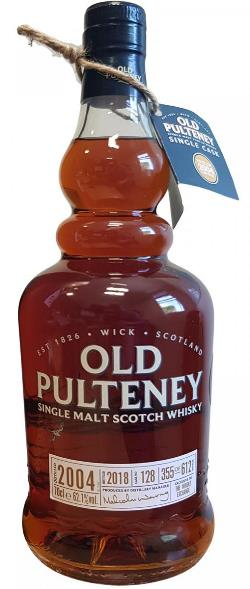 The Dramble's tasting notes for Old Pulteney 2004 14 year old TWE Exclusive