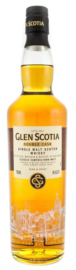The Dramble's review of Glen Scotia Double Cask