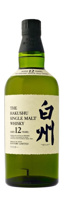 The Dramble reviews Hakushu 12 year old