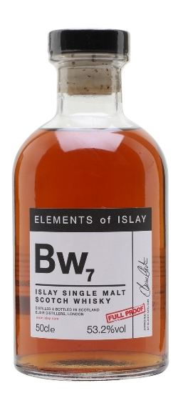 The Dramble's tasting notes for Elements of Islay BW7