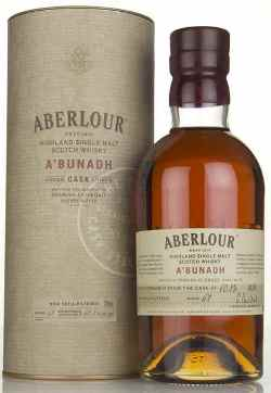 The Dramble's review of Aberlour A'Bunadh 61