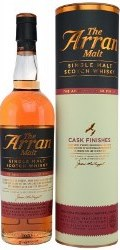 The Dramble reviews The Arran Malt Amarone Finish