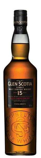 The Dramble's review of Glen Scotia 15 year old