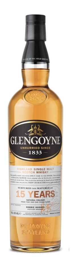 The Dramble's review of Glengoyne 15 year old