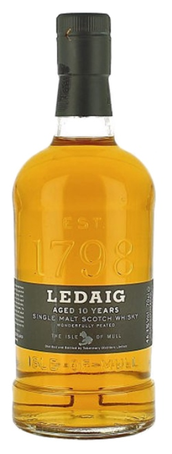 The Dramble's review of Ledaig 10 year old