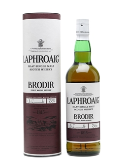 The Dramble reviews Laphroaig Brodir Port Finish (Batch 001)