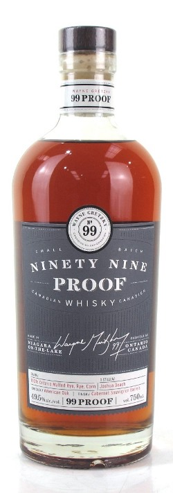 The Dramble's review of Wayne Gretzky Ninety Nine Proof