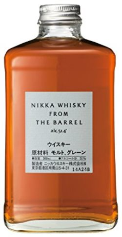 The Dramble's review of Nikka From The Barrel