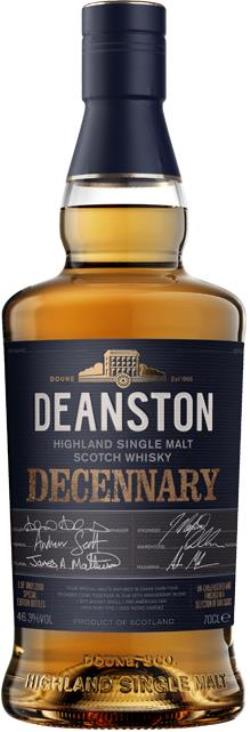The Dramble reviews Deanston Decennary