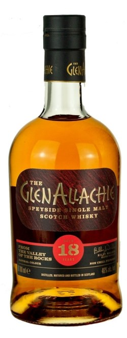 The Dramble reviews The GlenAllachie 18 year old